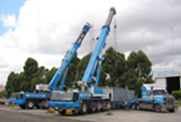 Interstate Crane & Transport Hire